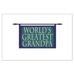 Worlds Greatest Grandpa Posters
