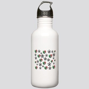 Mexican soccer balls Stainless Water Bottle 1.0L