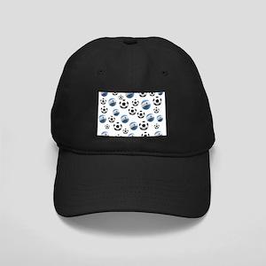 Argentina world cup soccer balls Black Cap