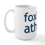 Foxhole Atheist Large Mug