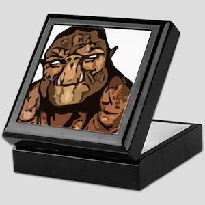 Trollhead Keepsake Box