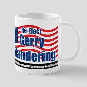 gerrymandering Mug