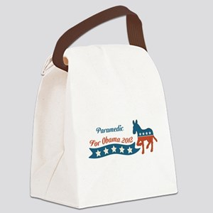 Profession for Obama Canvas Lunch Bag