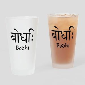 Enlightenment Drinking Glass