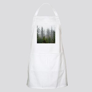 Misty forest Apron