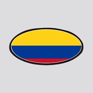 Flag of Colombia Patches