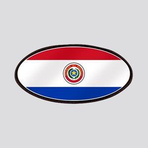 Flag of Paraguay Patches