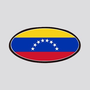 Flag of Venezuela Patches