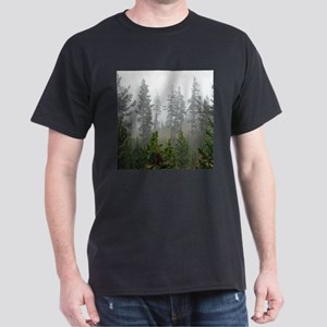 Misty forest Dark T-Shirt