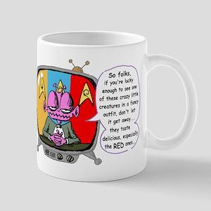 Star Trek TV Mugs
