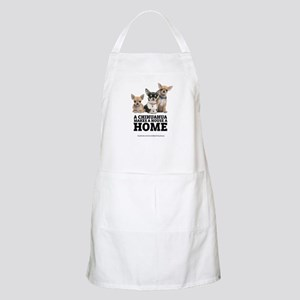 Home with Chihuahuas Apron