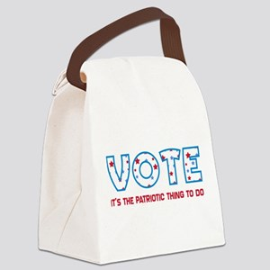 VOTE Its the Patriotic Thing Transparent Canva