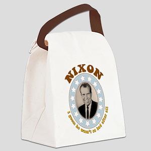 Nixon... Guess He Wasnt So Bad... DARK transparen