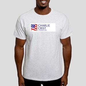 Crist 06 Ash Grey T-Shirt