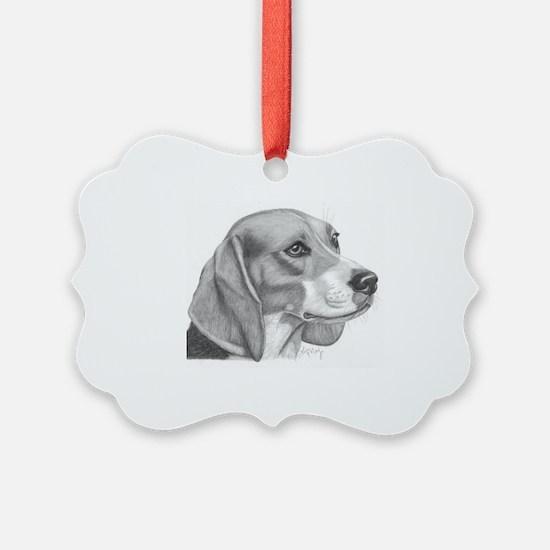 Beagle Ornament