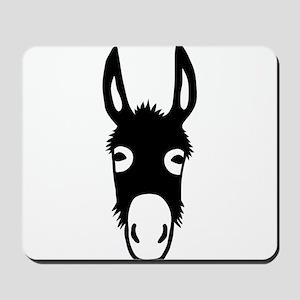 donkey mule horse ass jackass burro fool Mousepad