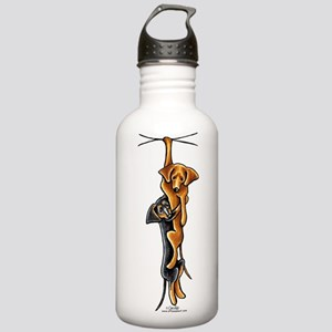 Clingy Dachshunds Stainless Water Bottle 1.0L