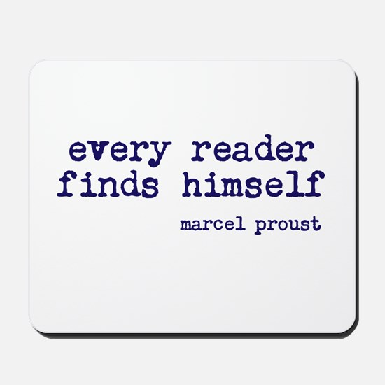 Every Reader Mousepad