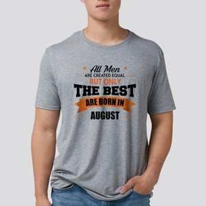 The Best Are Born In July Mens Tri-blend T-Shirt