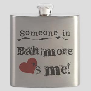 lovesmebaltimore Flask