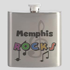 rockmemphis Flask