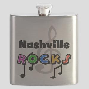 rocknashville Flask