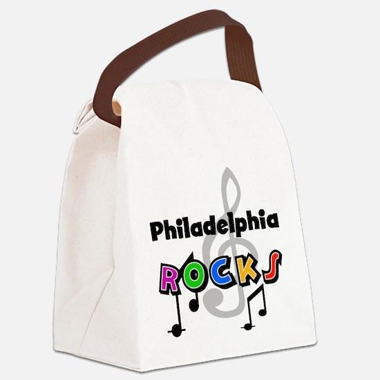 rockphiladelphia.png Canvas Lunch Bag