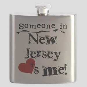 lovesmenewjersey Flask