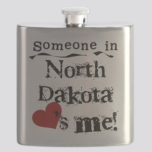 lovesmenorthdakota Flask
