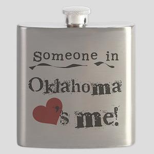 LOVESMEOKLAHOMA Flask