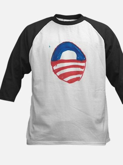 Obama O Kids Baseball Jersey