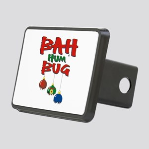 Bah Humbug Broken Christmas Ornaments Rectangular