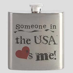LOVESMEUSA Flask