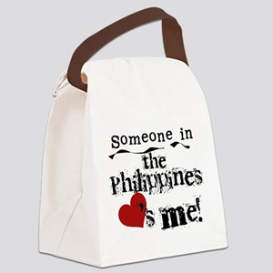 lovesmephilippines Canvas Lunch Bag