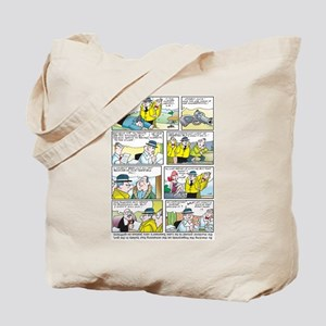 Gumshoe Murdered Tote Bag