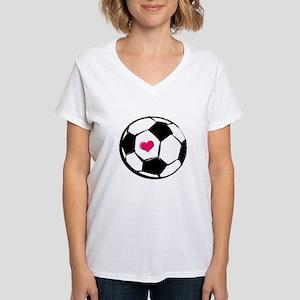 soccer_heart_001a T-Shirt
