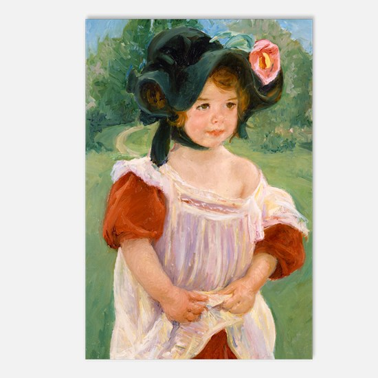 Cassatt - Spring Postcards (Package of 8)