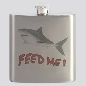 Feed Me - Shark Flask