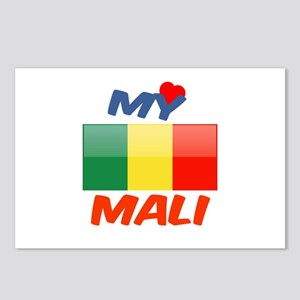 My Love Mali Postcards (Package of 8)