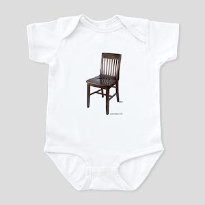 Empty Chair Infant Bodysuit