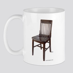 Empty Chair Mug