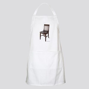 Empty Chair Apron