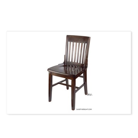 Empty Chair Postcards (Package of 8)