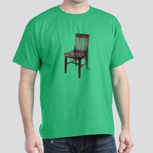 Empty Chair Dark T-Shirt