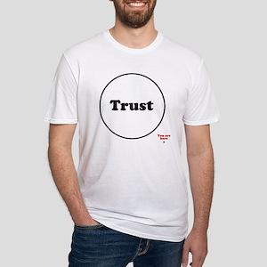 CircleofTrust Fitted T-Shirt