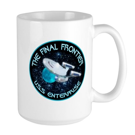 Star Trek Enterprise Large Mug
