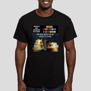 USS NEW JERSEY (BB-62) T-Shirt