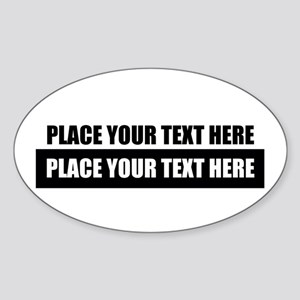 Text message Customized Sticker
