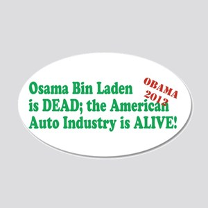 Bin Laden is dead, General Motors is alive! 20x12