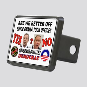 DUMB O'MALLEY Rectangular Hitch Cover